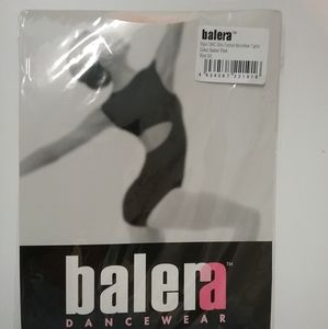 Balera pink footed tights